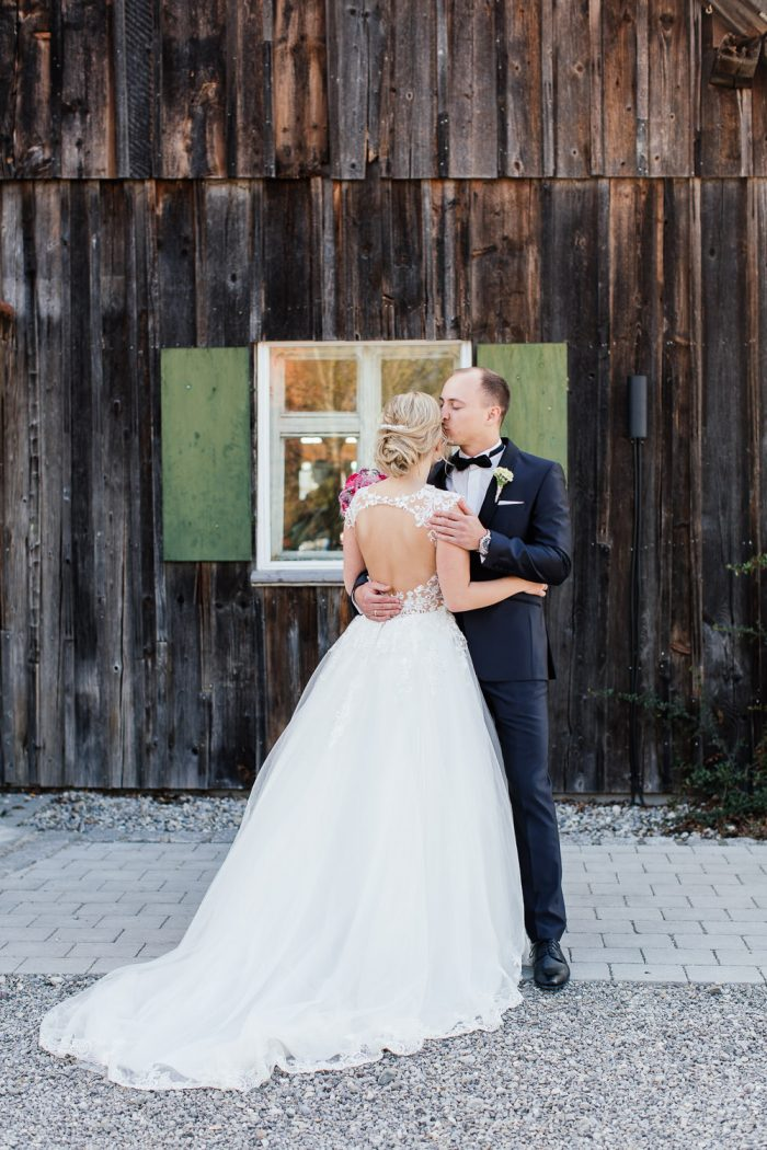 Lederstuben in Balzhausen Hochzeitsfotografie