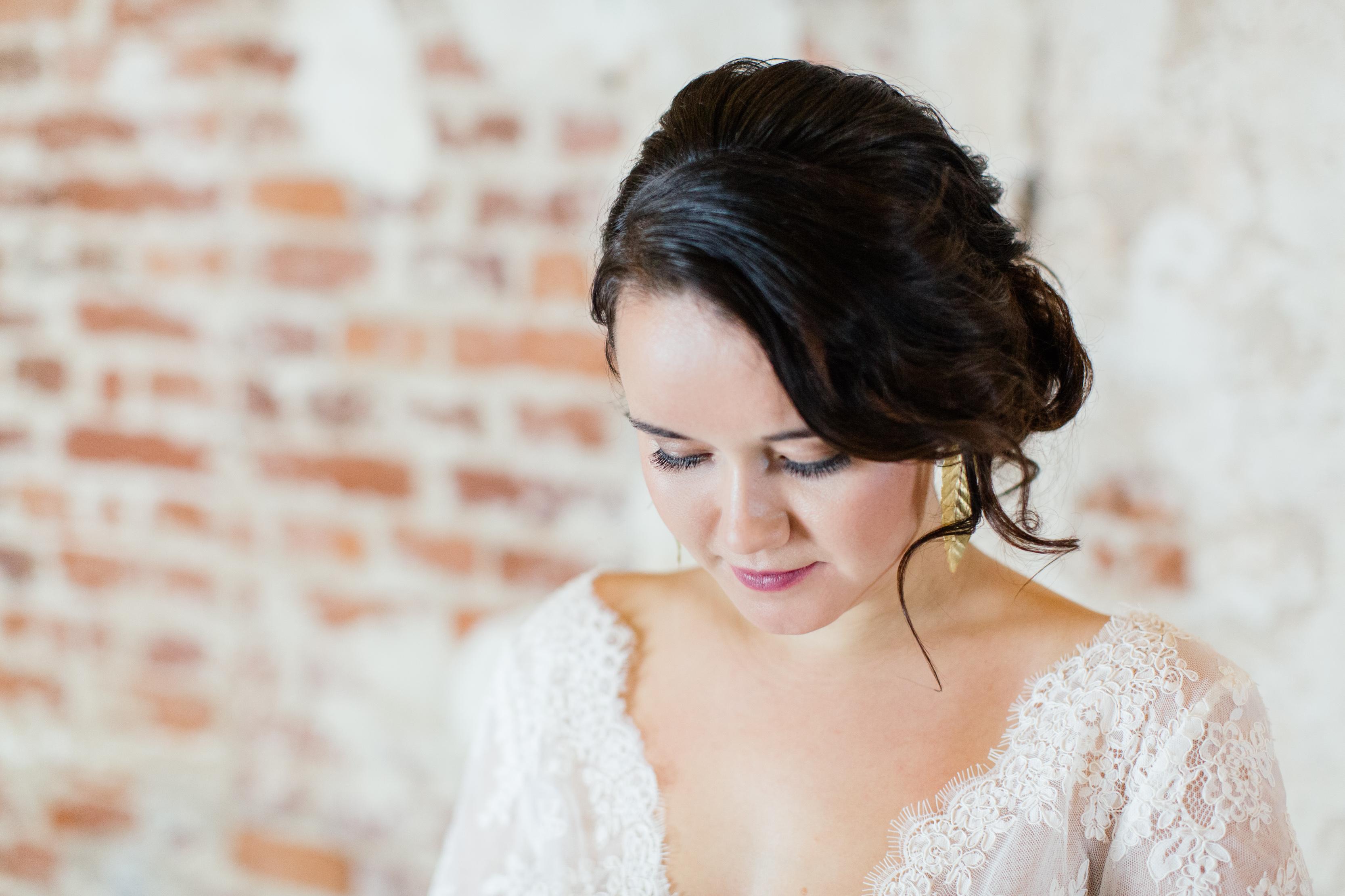 Lydia Gerzen Bride Styling