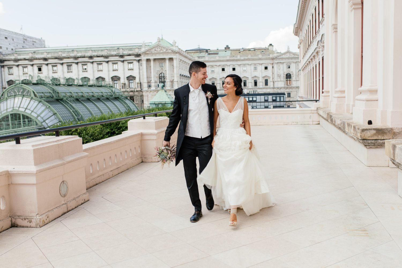 Albertina-Hochzeit-Wien