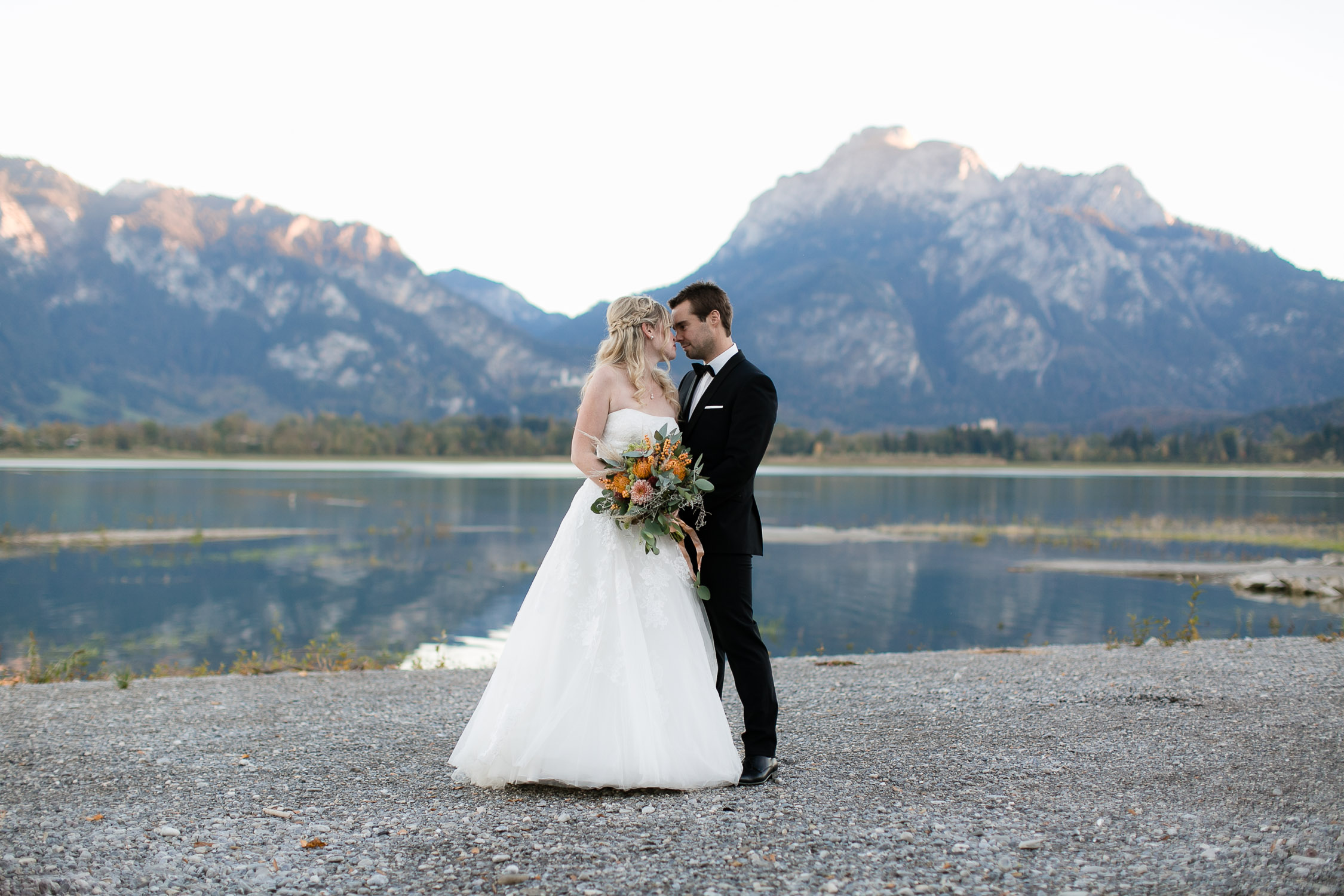 Berge-Hochzeit-Bayern
