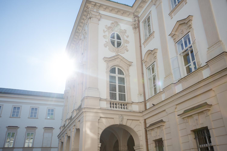 Schloss Mirabel in Salzburg