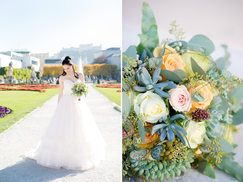 Hochzeitsfotografie Salzburg
