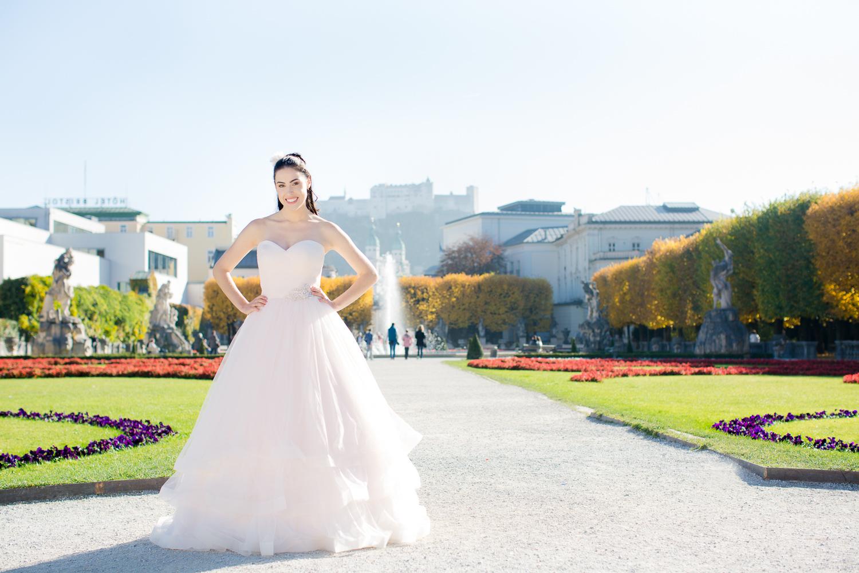 Schloss Mirabel Salzburg Hochzeit