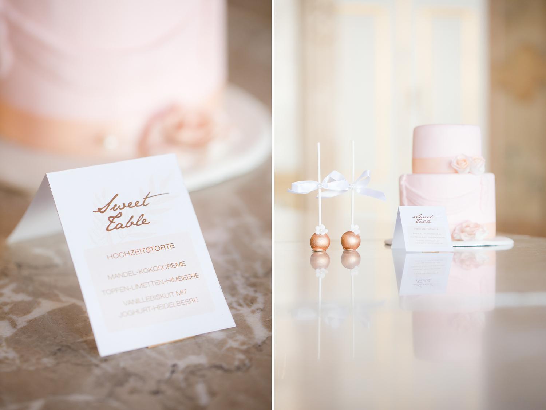 Vita Provitina Hochzeitstorte