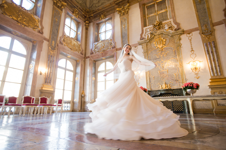 Marmorsaal Salzburg Standesamt
