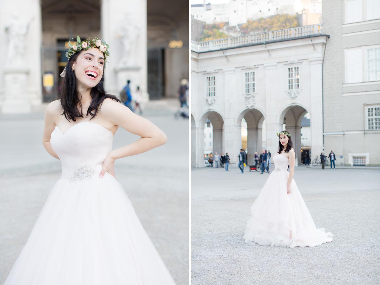 Fotografie Hochzeit am Domplatz