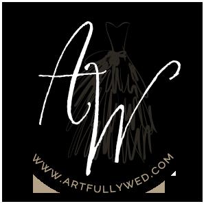 Artfully wed hochzeitsblog