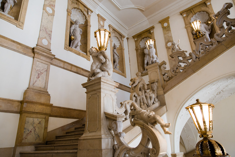 Marmorsaal Schloß Mirabell