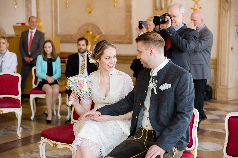 Reportage Hochzeit Marmorsaal