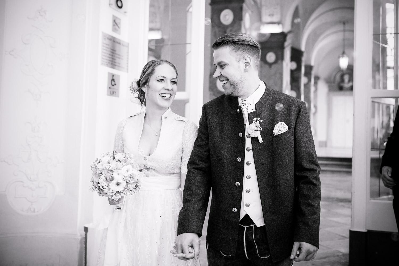 Hochzeitsreportage in Salzburg