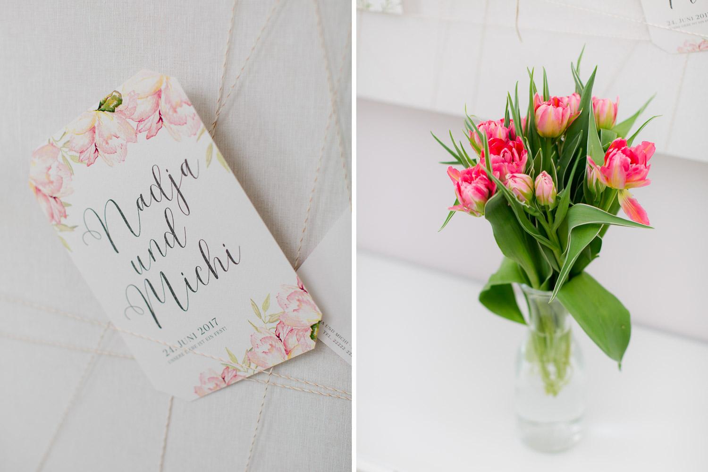 Hochzeitseinladung Prettycards