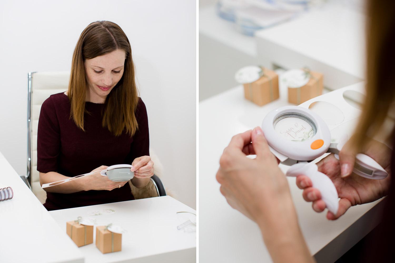 Designerin Rabea von Prettycards