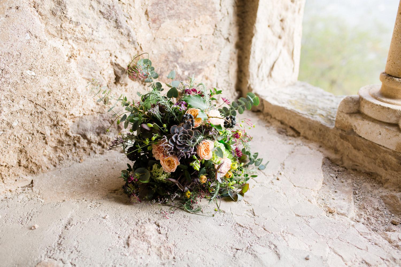 Moderner Brautstrauss Spengler