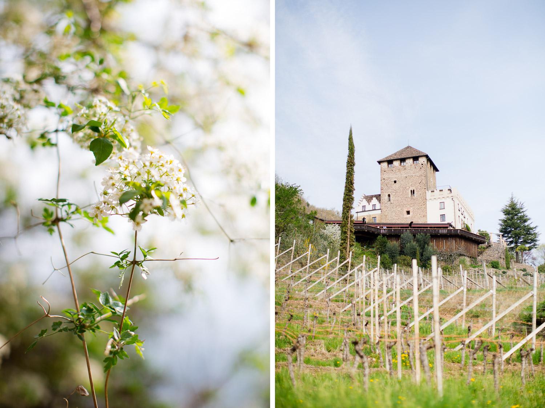 Südtirol im Frühling