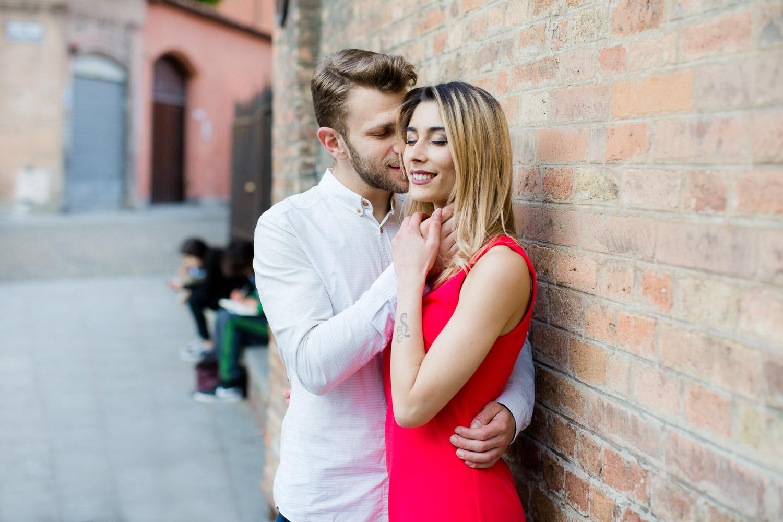 italienisches liebespaar