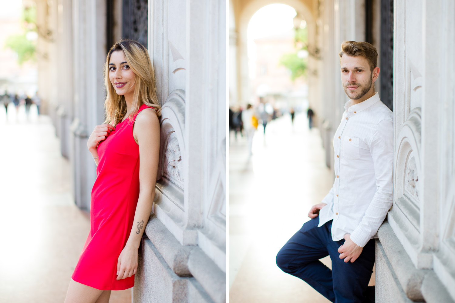 bologna couple shoot