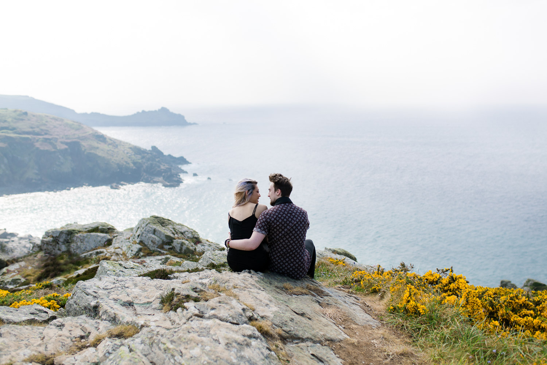 Couple Shoot Cornwall