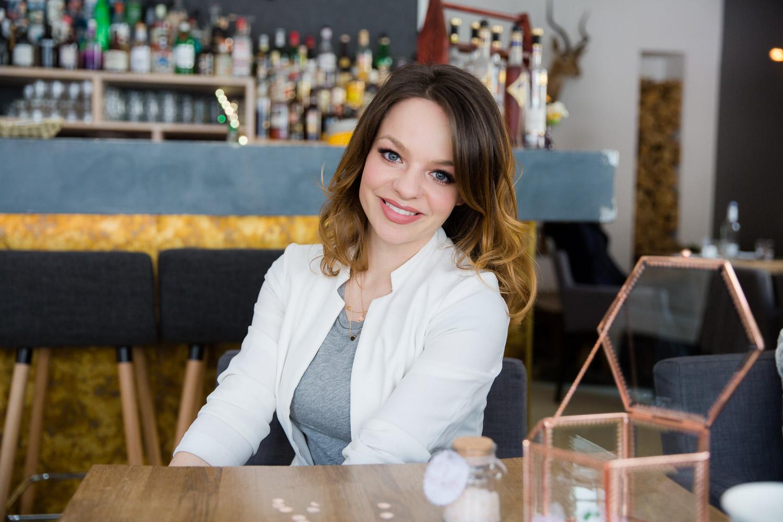 Freie Rednerin Helene Bauer in München