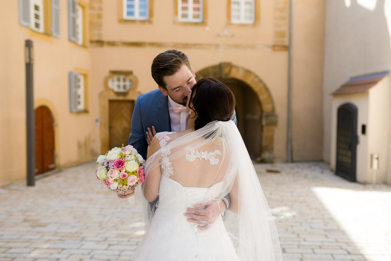 Brautpaar-Kapfenburg