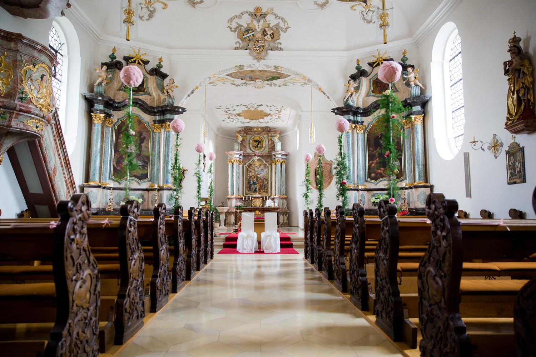 Hochzeit Kirche Großkuchen