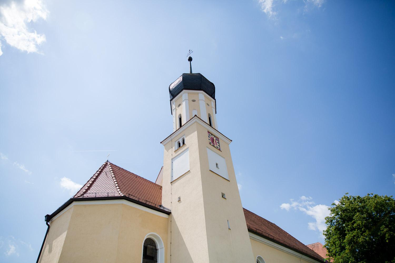 Großkuchen Kirche