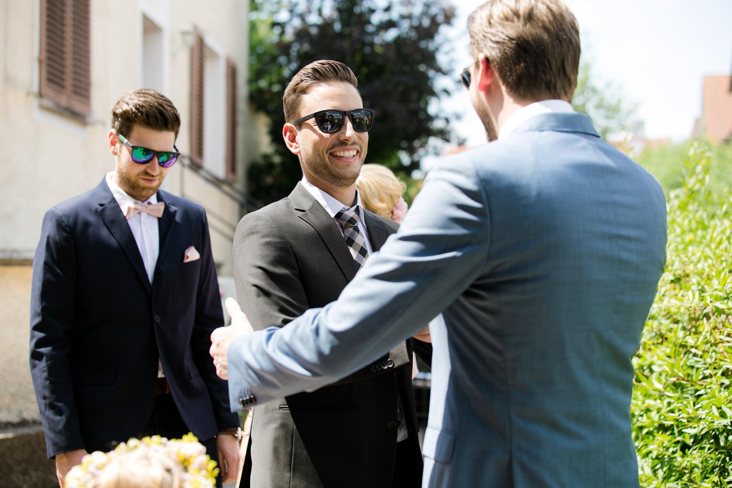 Natürliche Hochzeitsfotografie Heidenheim