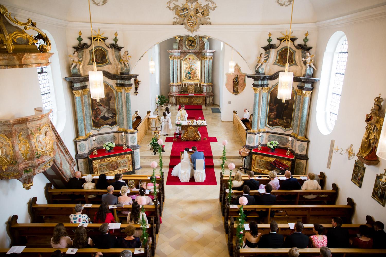 Großkuchen Hochzeit Kirche