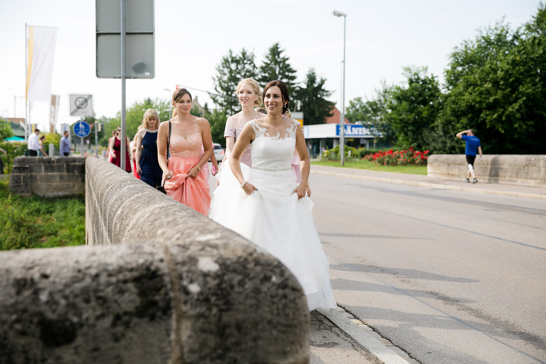 Brautverzug Donau Rieß