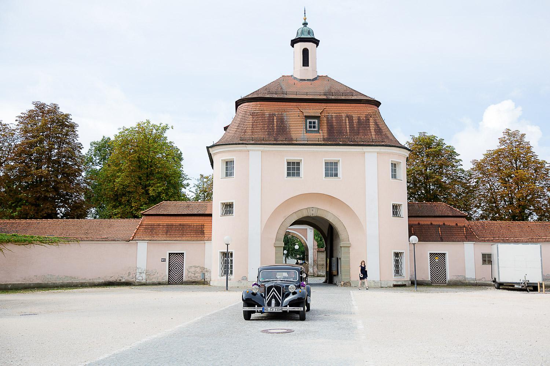 Hochzeit im Kloster Wiblingen bei Ulm