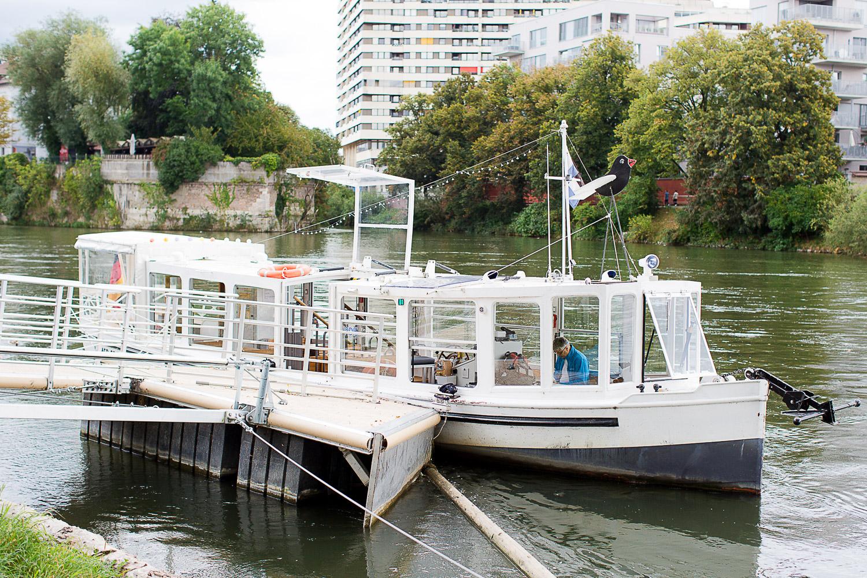 Bootsfahrt Donau Ulm