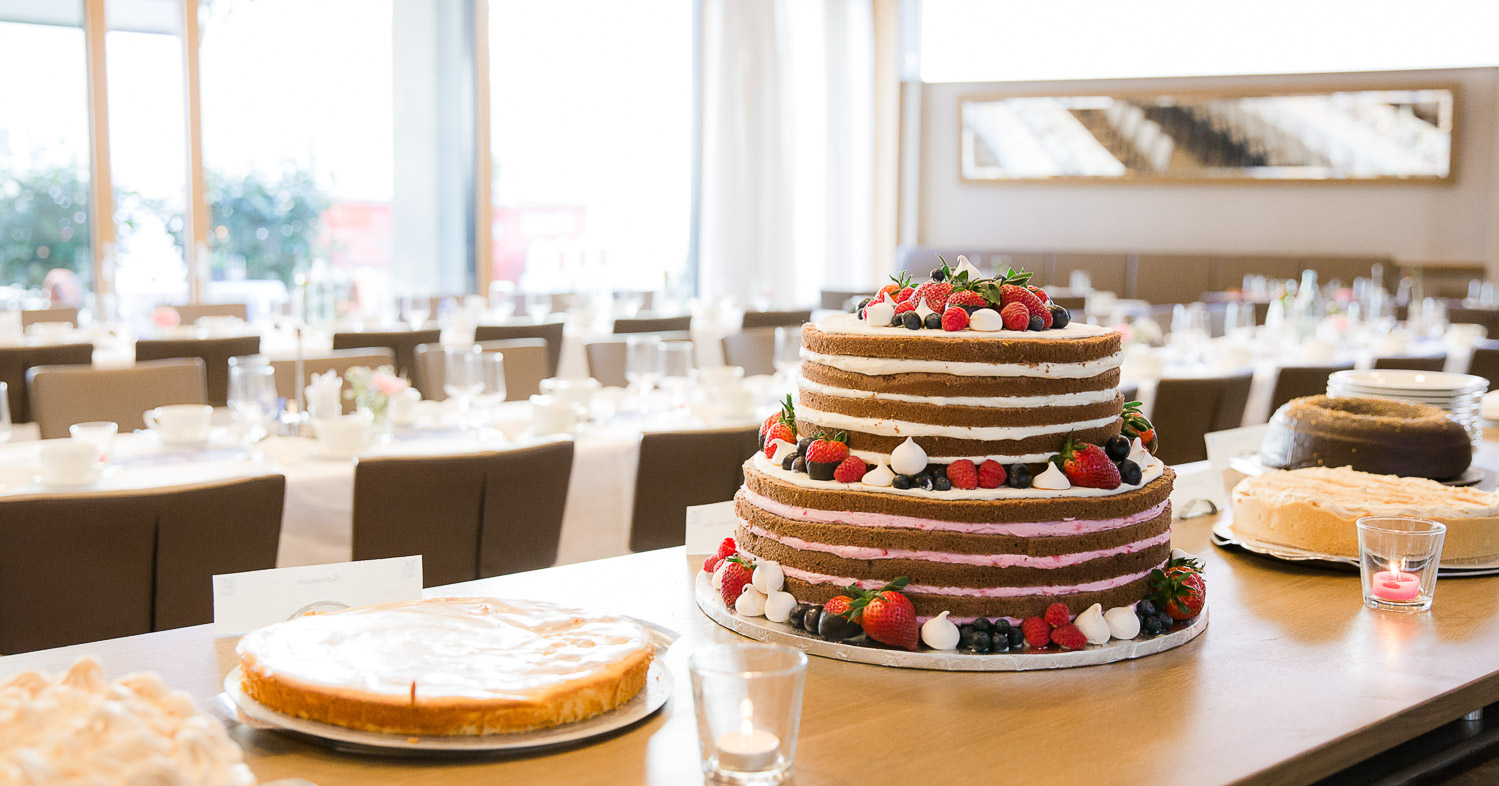 Naked Cake Tortenschmied