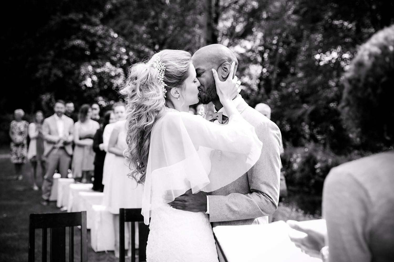 Hochzeitsfotograf Bawü schwarz weiß