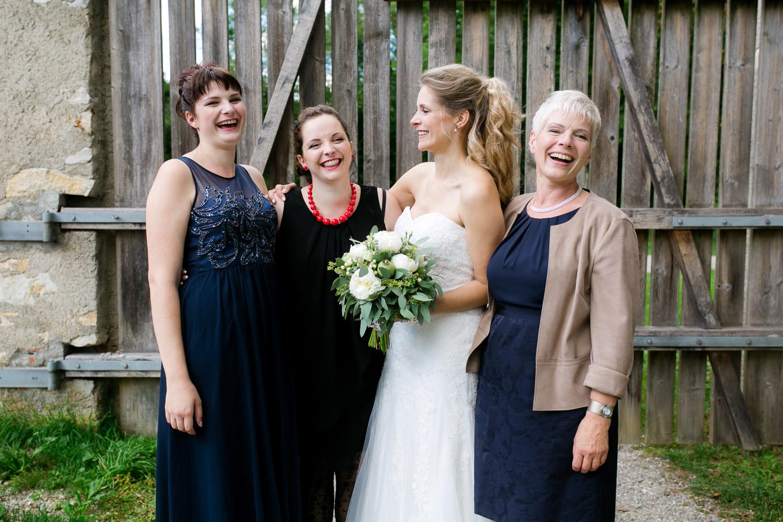 Gruppenbilder Hochzeitsfotograf Ulm