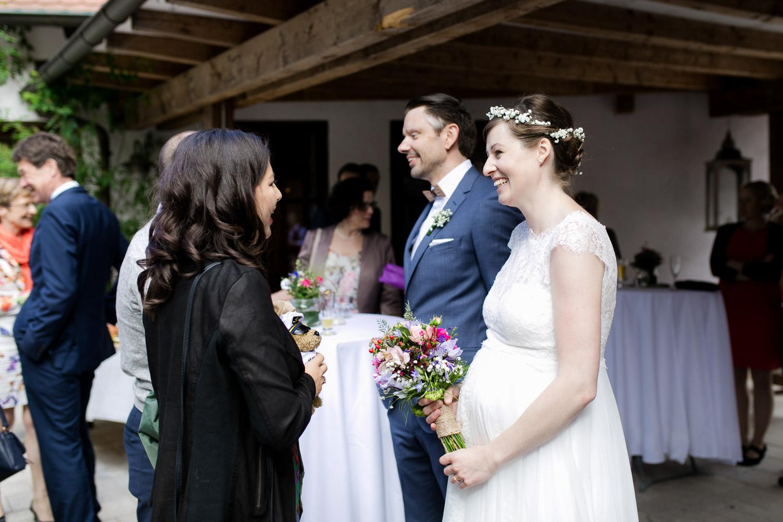Reportage Hochzeit Waldvogel