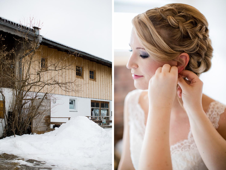 Hochzeitsfotograf Hasenörl Hof in Bayrischzell