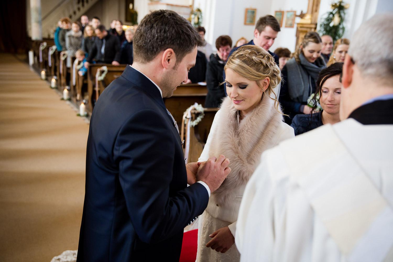 Ringwechsel heiraten