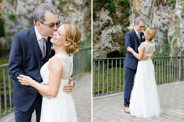 Brautpaarshooting Königsbronn