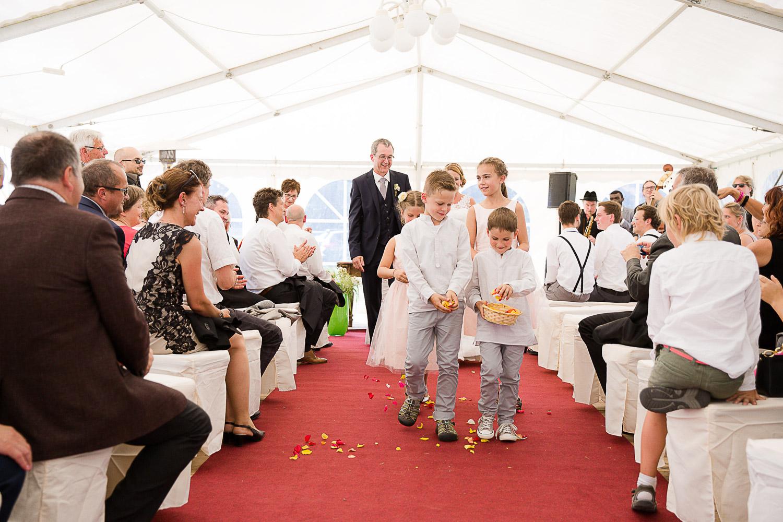 Hochzeit mit freier Trauung bei Heidenheim