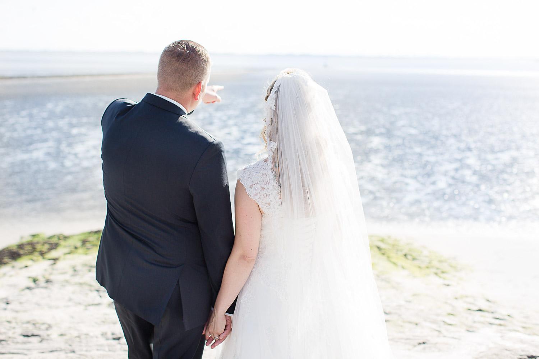 Heiraten auf einer Nordseeinsel