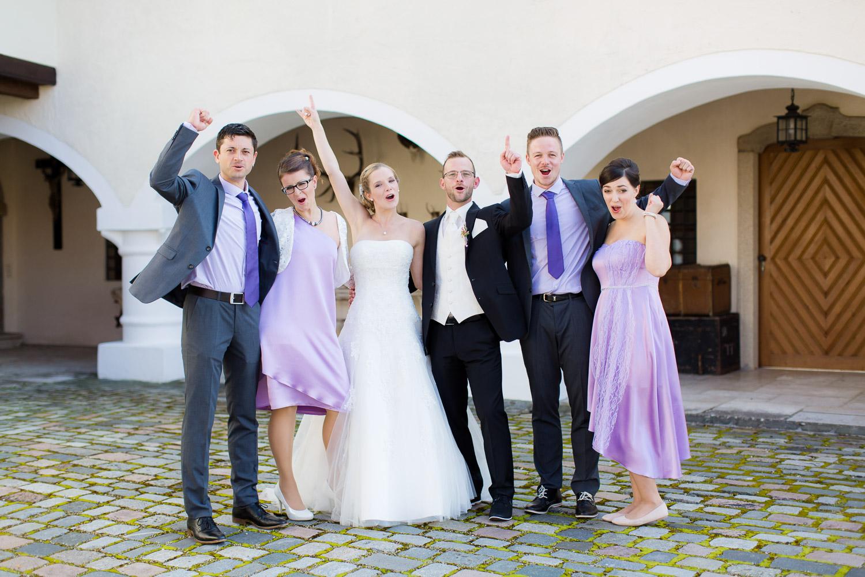 Hochzeitsfotograf Gruppenbilder