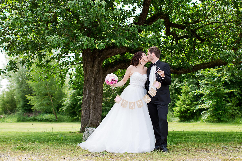 Brautpaarshooting Neuhof am See