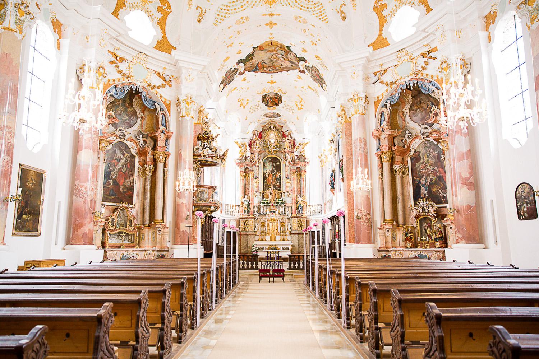 Frauenkirche Günzburg Hochzeit