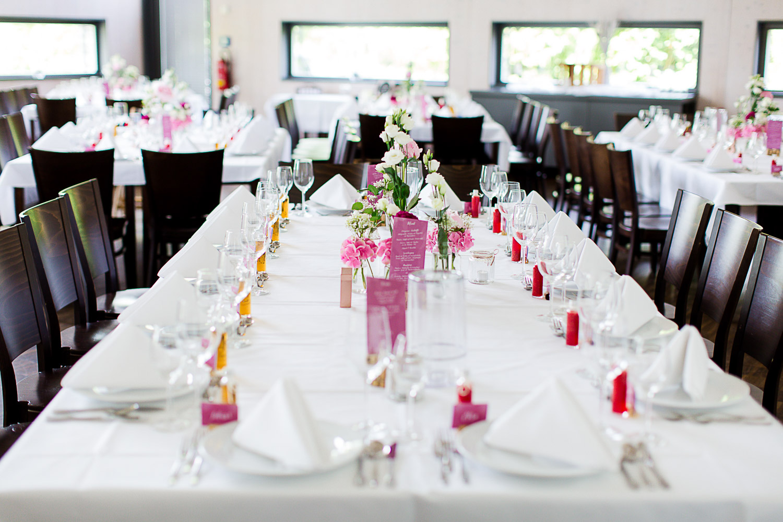 Dekoration Hochzeit Neuhof am See