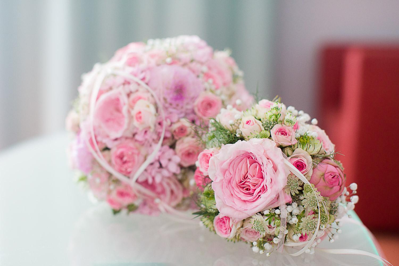 Hochzeitsfotograf Heidenheim Styling der Braut