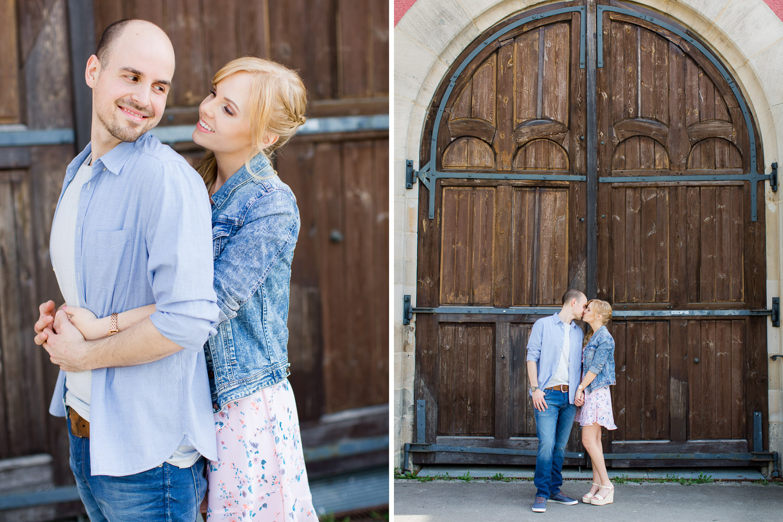 Verlobungsshooting in Heidenheim