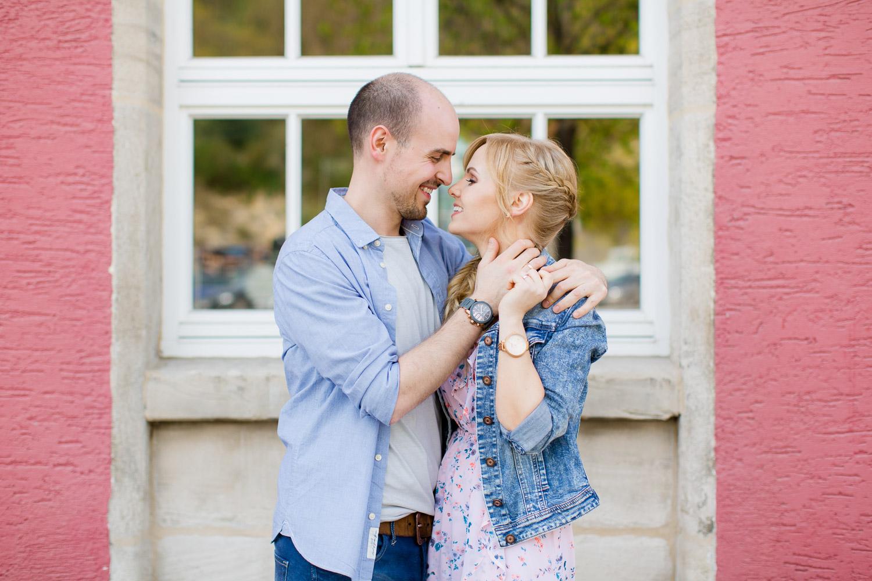 Engagementshooting Anna Mardo