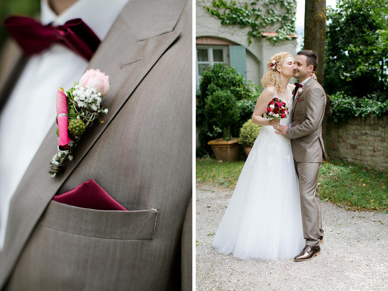 Paarshooting am Hochzeitstag in Dillingen an der Donau