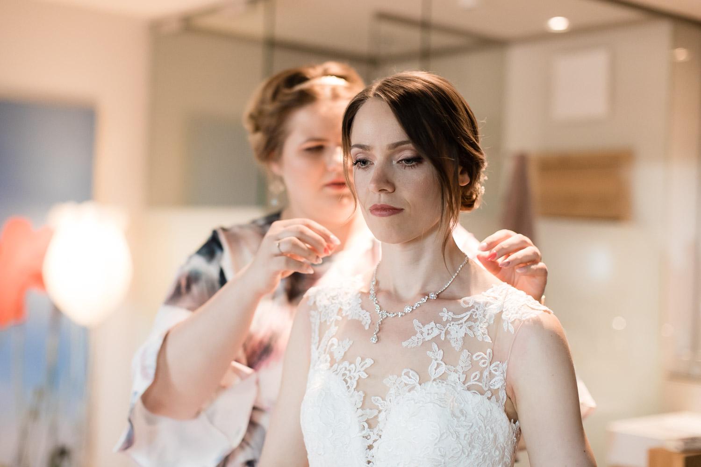 Hochzeitsreportage und Hochzeitsfotografie in Günzburg