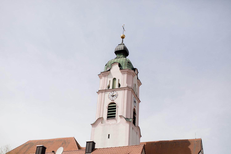 Hochzeitsreportage Günzburg Frauenkirche