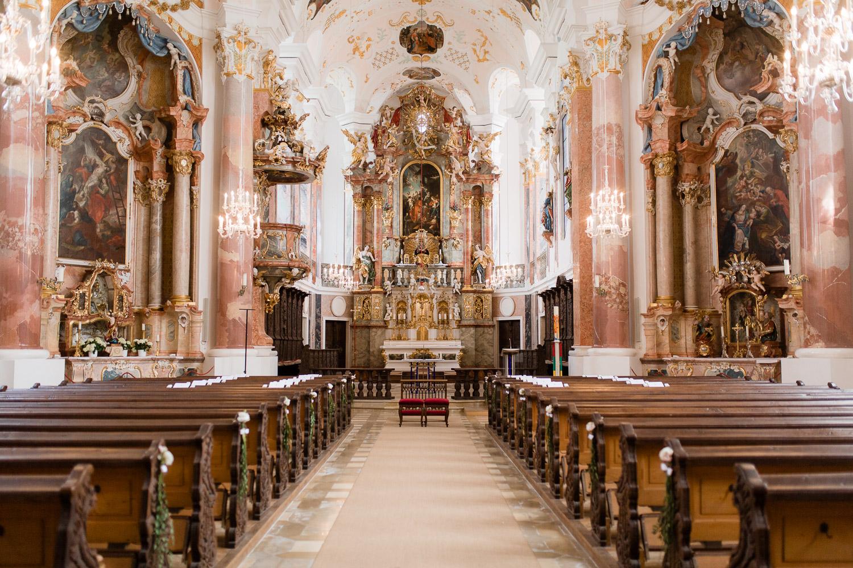 Kirche Günzburg